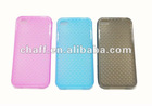 clear TPU case for touch