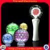 Newest LED spinning ball , LED spinning music ball manufacturer&supplier