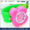 2012 hot selling cheap custom slap watch