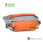 600D orange outdoor waist bag