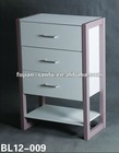 MDF cabinet with drawers