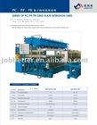 PC/PP/PE HOLLOW GRID SHEET EXTRUSION LINE