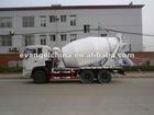 8CBM Concrete Mixer Truck