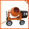Electric Tilting Drum Concrete Mixer