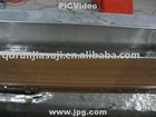 qingdao wpc wood plastic composite floor production machinery