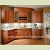 Canadian maple kitchen cabinet
