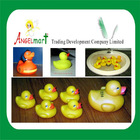 Vinyl Duck bathroom toys