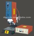 Ultrasonic plasitic welding machine