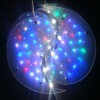 Decorative holiday LED ceiling lamps