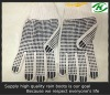 PVC yarn Point beads Double Point gloves