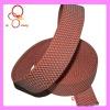 New Belt Polyester Cotton Elastic Webbing Design