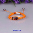 Fashion cheap colors meaning shamballa bracelet