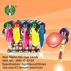 QQ toy candy/ sweet toy/ sugar toy