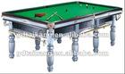 newest design wood billiard tables &snooker table(Maikeku)