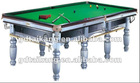 newest design wood billiard tables &snooker table(Maikeku)