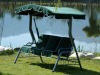three seat swing chair