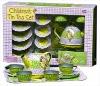plastic toy tea set