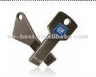key shape usb flash drive speakers