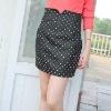 ladies' high-waist skirts