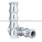 ABS Chrome Plated Motorcycle Handle Grips(New product)
