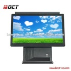 """pos terminal 15""""LCD full touch cash register"""