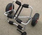 150lbs aluminium kayak trolley