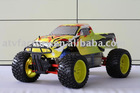 1:5 scale gas powered monster truck