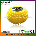 Mini massaging ball with usb speaker function
