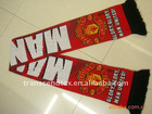 football scarves,Jacquard acrylic football scarf,Scarves,