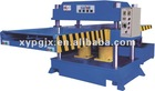 Hydraulic Four-column Bottom-up Plane PVC cutting sheet machine