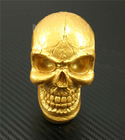 Universal gear Shift Knob Wicked Carved Skull