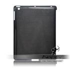 100% real carbon fiber case for ipad 2 case carbon fiber back protector case for ipad2 case
