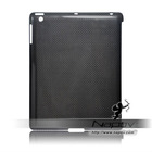 100% real carbon fiber case for ipad 2 case carbon fiber back protector case for ipad2 case