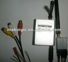 FPV 5.8g 200mW RC transmitter receiver 3km for helicopter/airplane