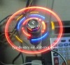 led flashing message fan,led fan,mini fan,message fan CN