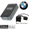 for iPod Integration for BMW round 17-pin factory stereo