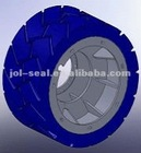 PU Solid Tyre