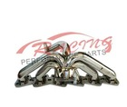 Turbo manifold for Nissan skyline GTS R33/RB25DET top mount