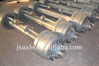 Axle-Outboard Drum Series Axle