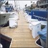 Composite Material Floating Platform
