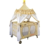 Baby Playpen with small normal second layer