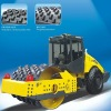 Hot sales single drum vibratory road roller