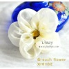 2011 Brooch flower XH110302