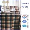 YAGAO Jacquard Table Cloth, Napkin, Table Runner YG-C02