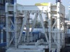 heavy steel structure for Sea drilling platform