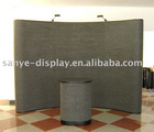 full magnet pop-up wall, stand, display