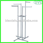 Wholesale all kind of 4 way stainless steel clothes rack