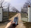 swing gate GSM controller