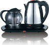 electric kettle with teapot set,1.8L