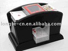 Leather Card shuffler